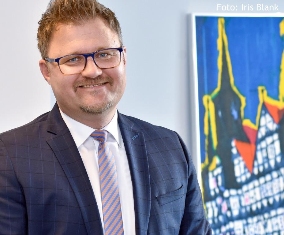 Thorsten Feike Bürgermeister